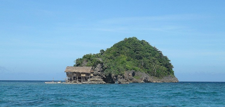 One of the Philippines many islands
